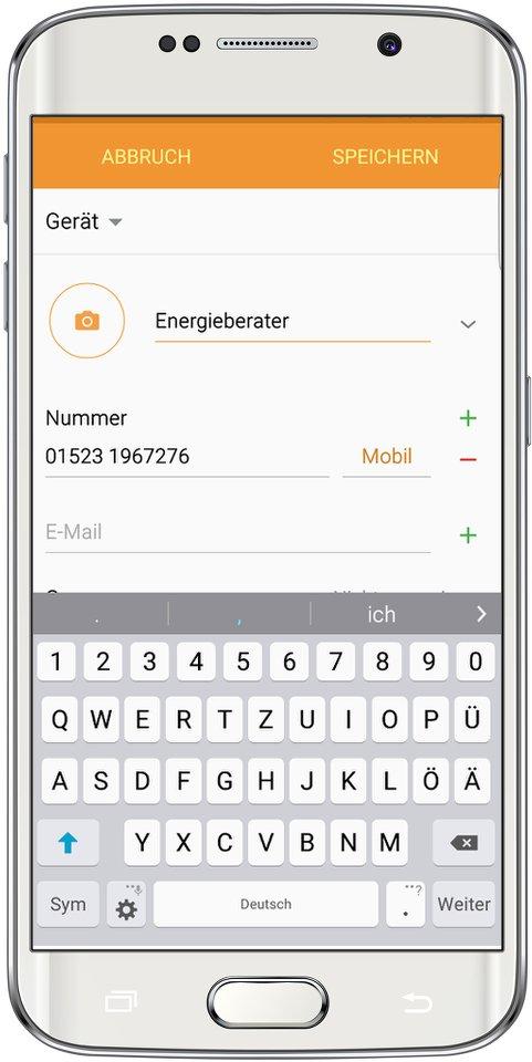 Energieversorger wechseln mit Whatsapp